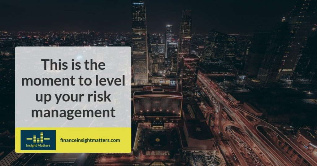 Level up your risk management