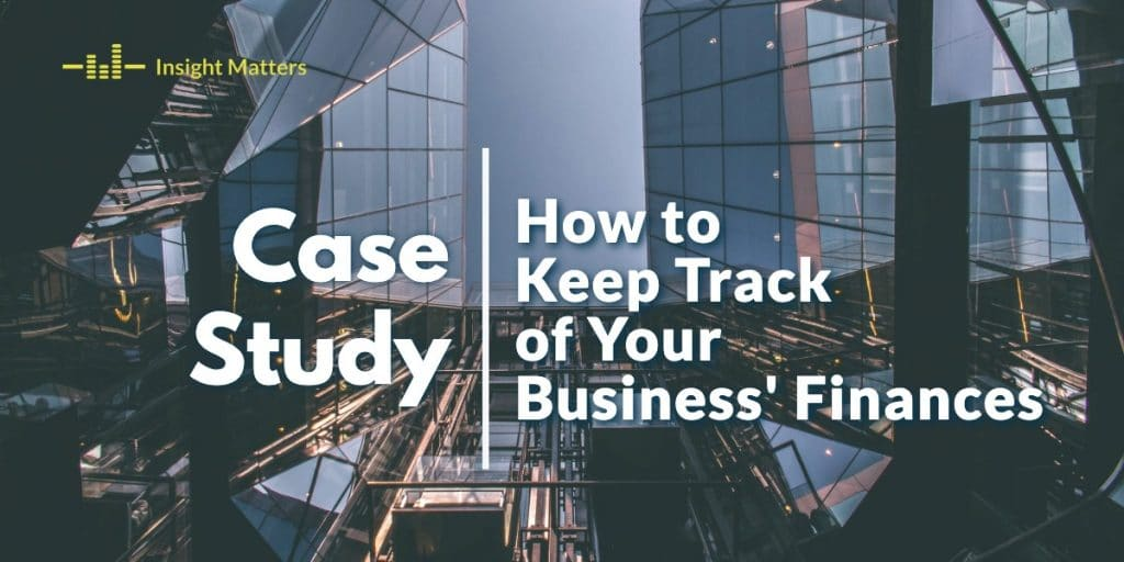 keep track of your business' finances