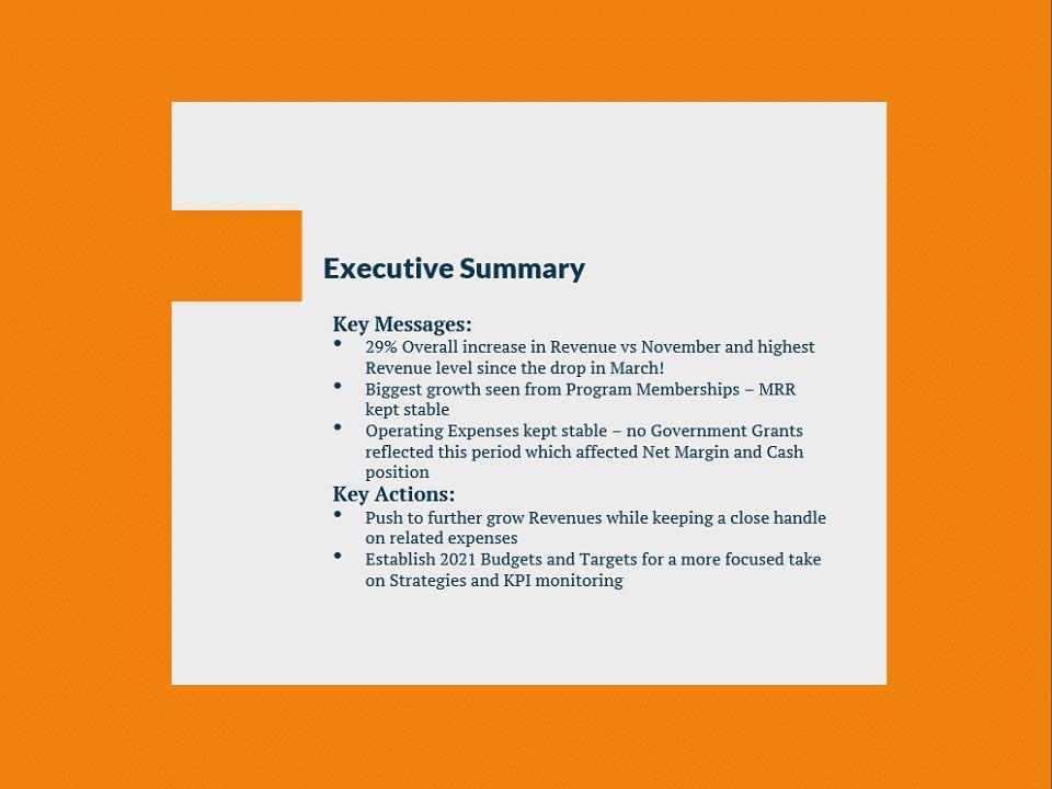 Insight Matters Executive Summary