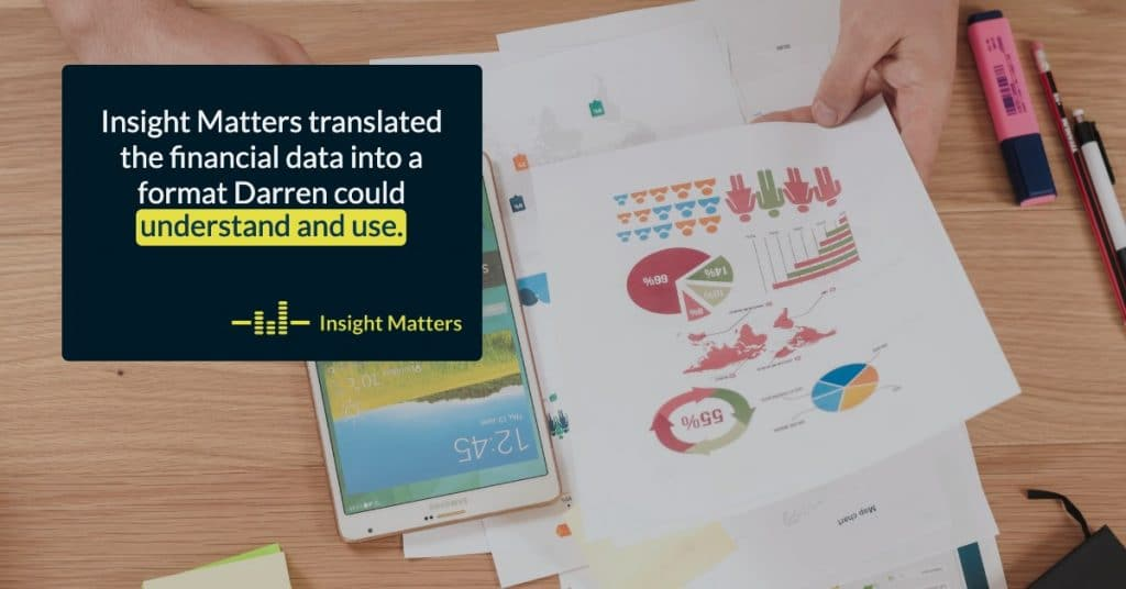 translate data into a format it can be understood and used