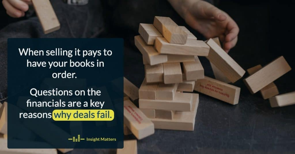 why deals fail